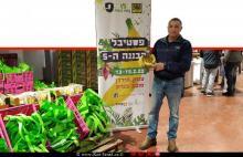 """מנכ""""ל ארגון מגדלי הפירות ירון בלחסן"""